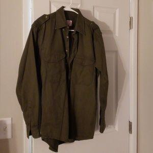 Brooks Brothers Casual Dress Shirt